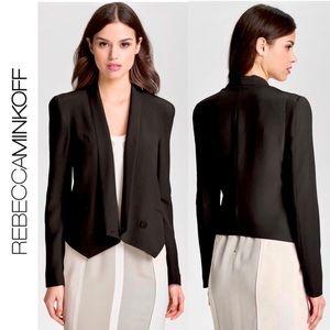 Rebecca Minkoff Becky Silk Jacket / Blazer